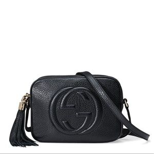 TRADING FOR NUDE GUCCI SOHO DISCO BAG